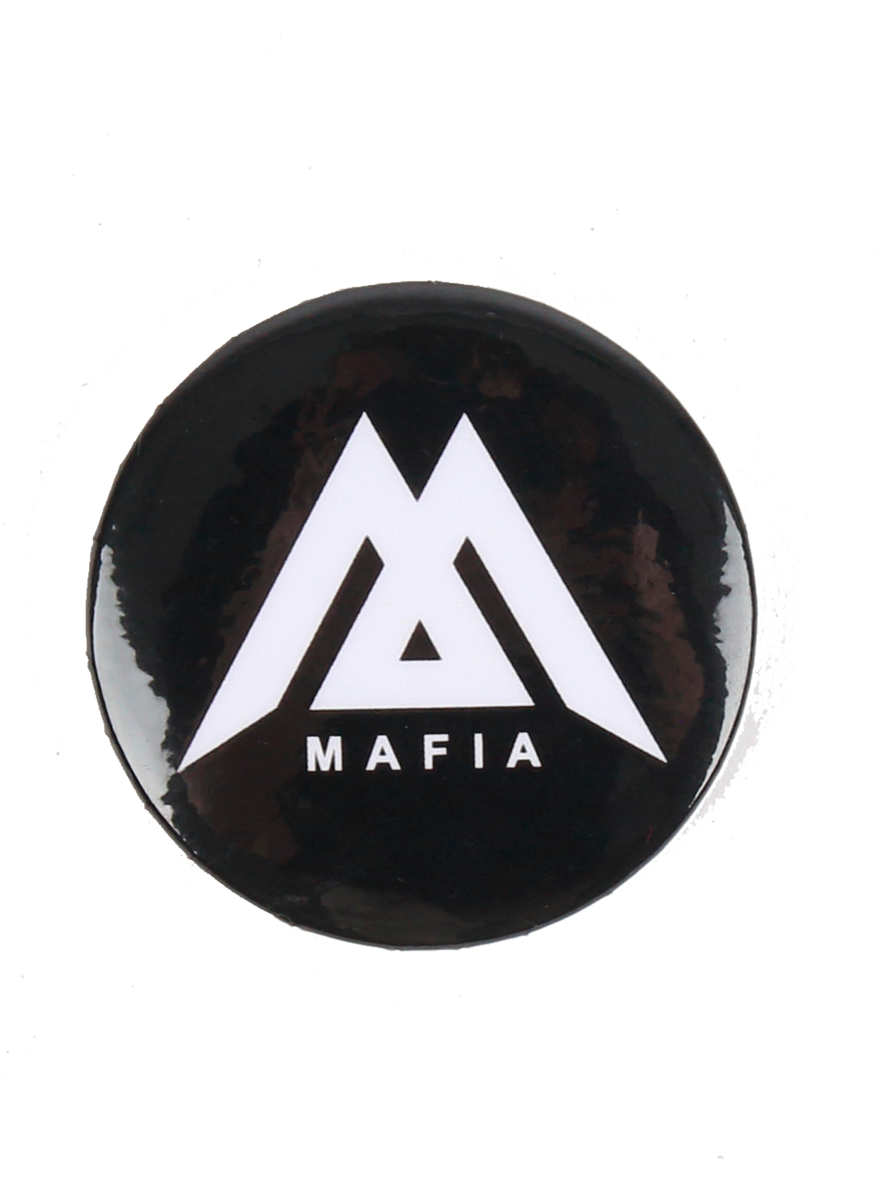 Badge MAFIABlack Star badge with a safety pin. 38mm diameter. Mix the badges to find your perfect set! Style in the details;)<br><br>size: One size<br>color: Black<br>gender: unisex