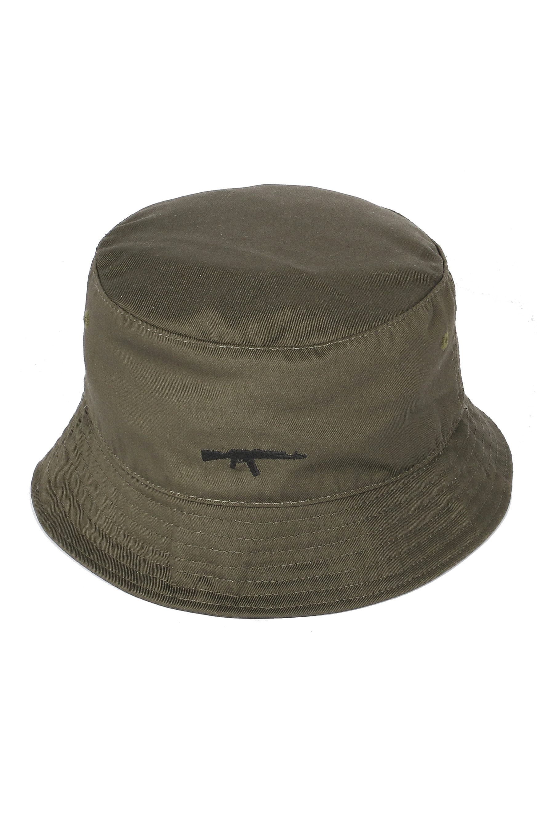 Panama hat unisex Black Star Rifle