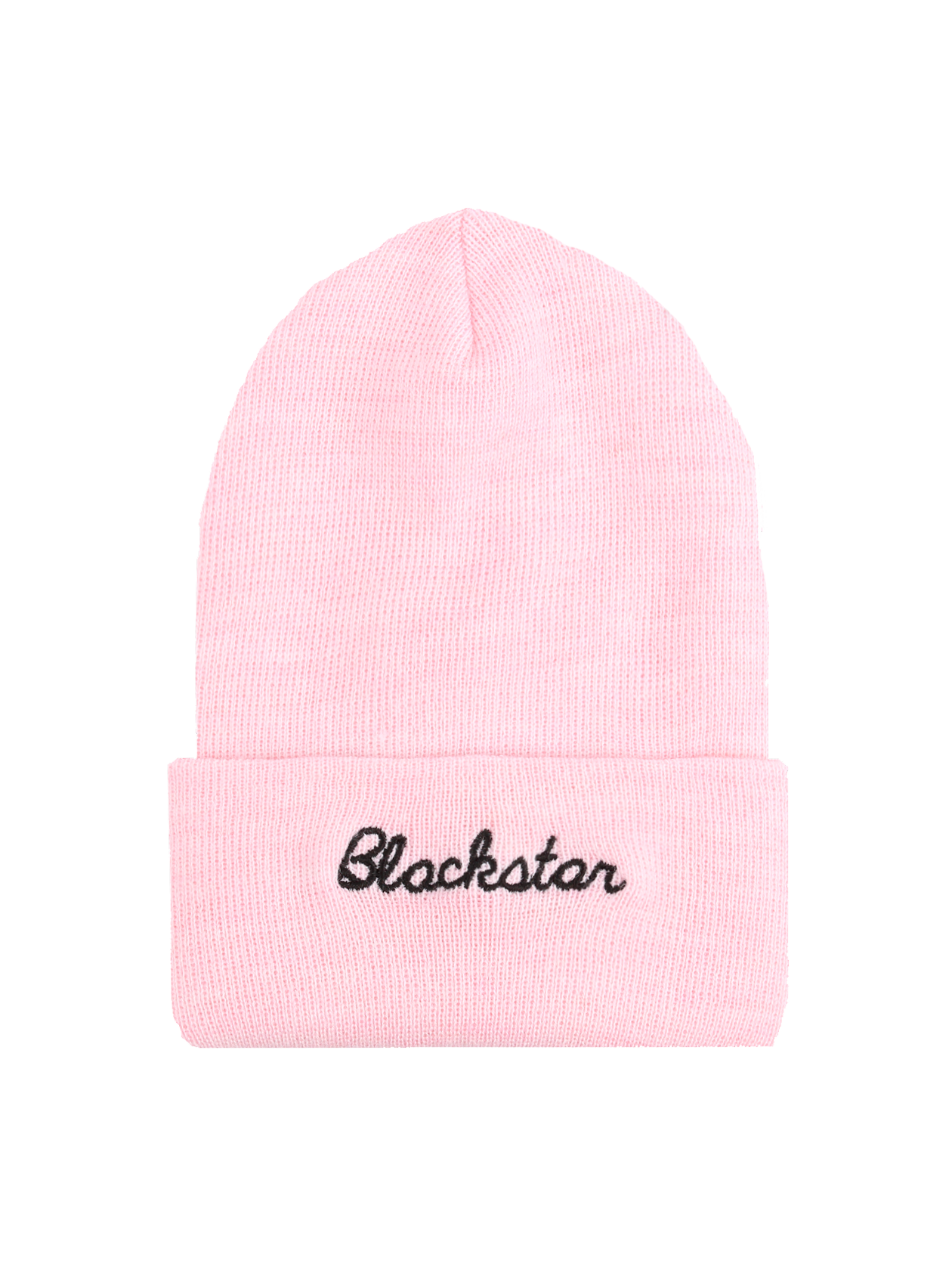Unisex beanie Pastel BSUnisex beanie in by Black Star Wear. Turn-up brim with Blackstar embroidery. 100% acrylic. One size. Perfect for winter. Avaliable in pink, white and beige.<br><br>size: One size<br>color: Pink<br>gender: unisex