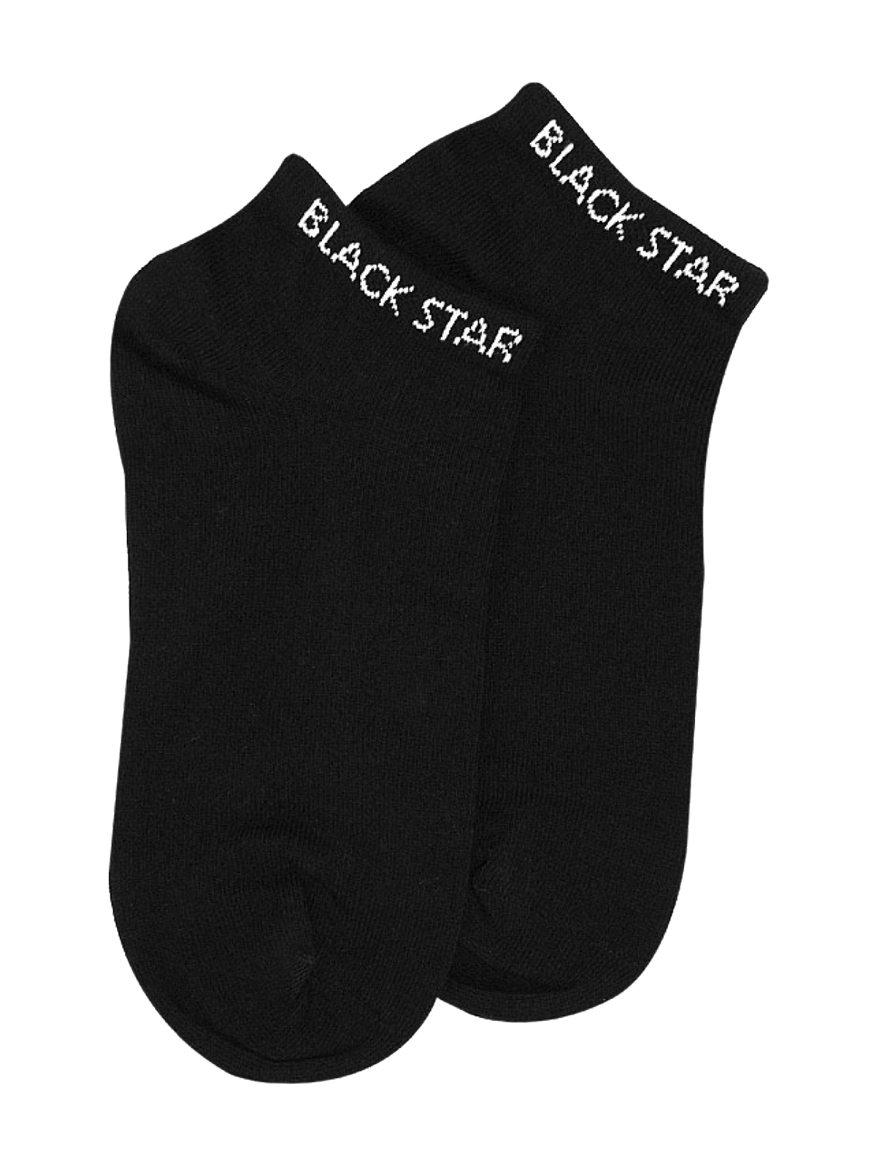 Unisex Socks BS shortUnisex sport socks by Black Star Wear. Anklets socks with Black Star branding on the elastic band. Made out of natural cotton. Perfect for everyday and sport activities.Avaliable in white, gray and black.<br><br>size: 41/42<br>color: Black<br>gender: unisex
