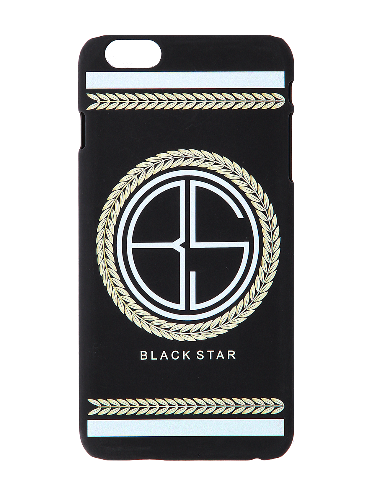 Case for iPhone 5/5s/6/6+ Wreath Logo