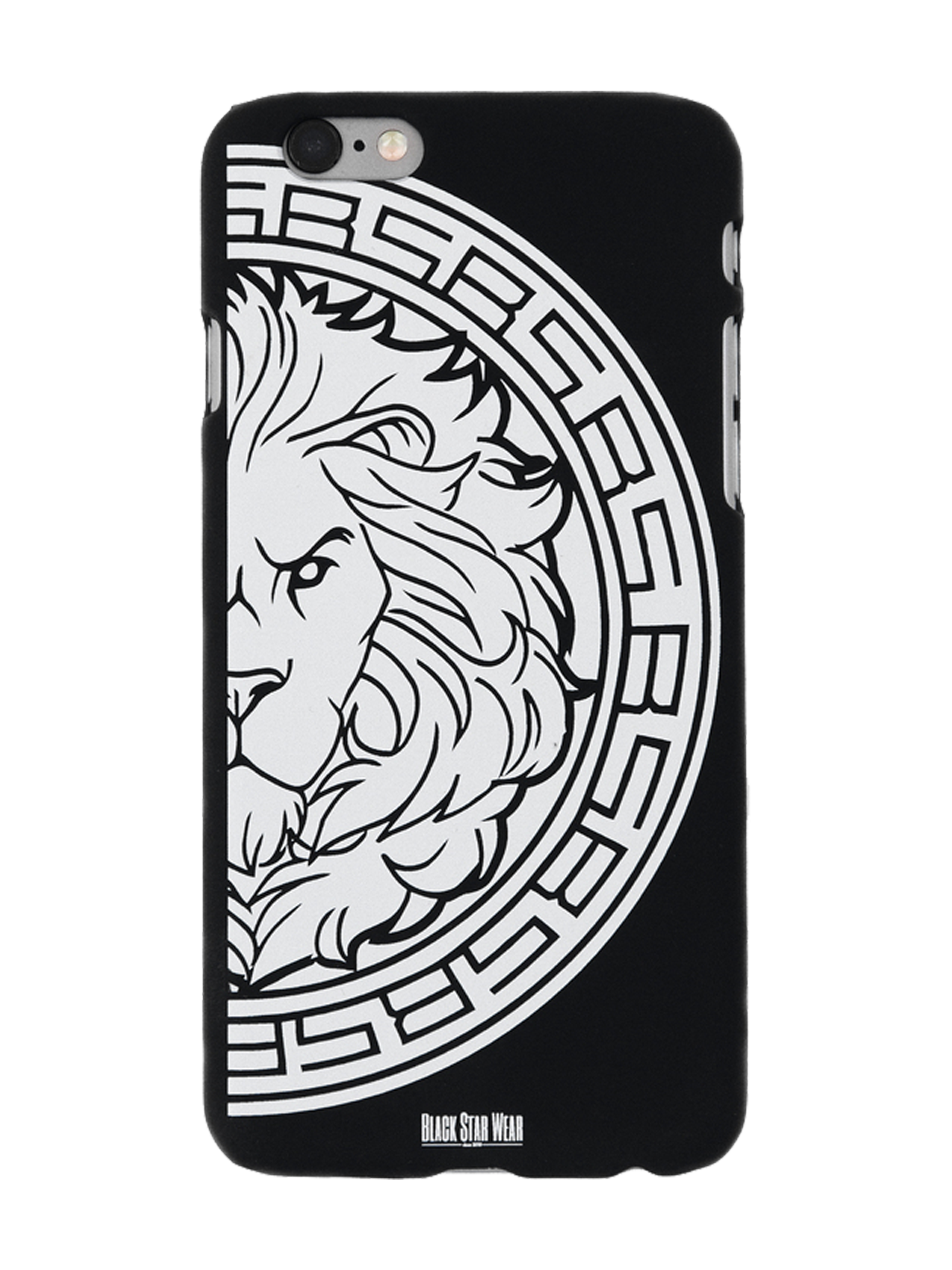 CASE FOR IPHONE 5/5S/6/6+ Big Lion