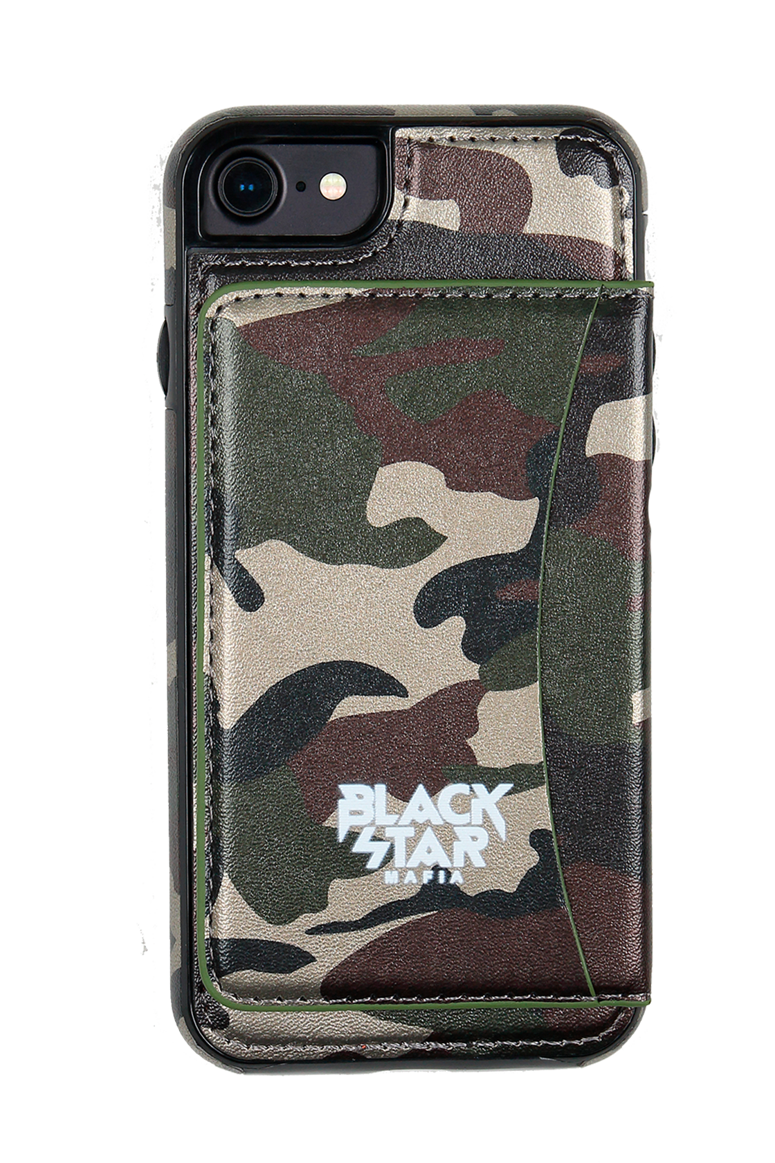 Case for I-phone 5/6/6+/7/7+  Black Star Mafia Camo от BlackStarWear INT