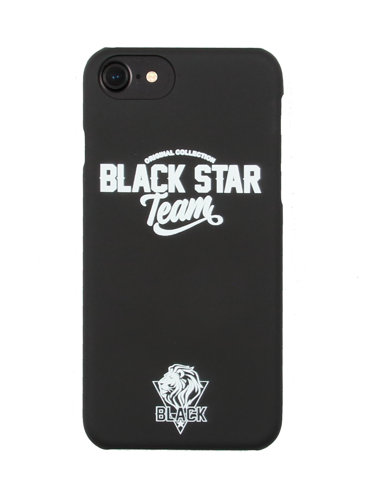 CASE FOR PHONE TEAM<br><br>size: 5<br>color: Black<br>gender: unisex
