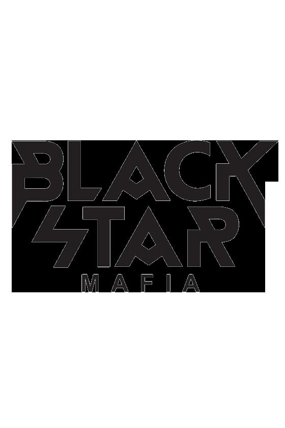 Наклейка Black Star Mafia