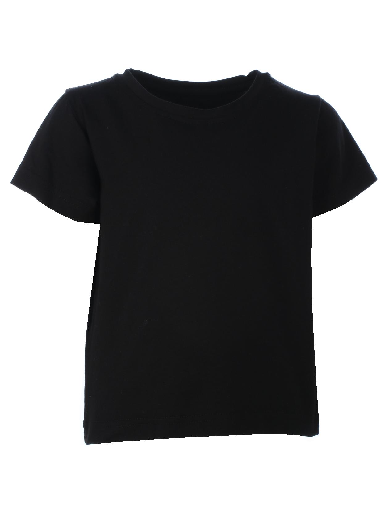 Kids t-shirt Half Lion
