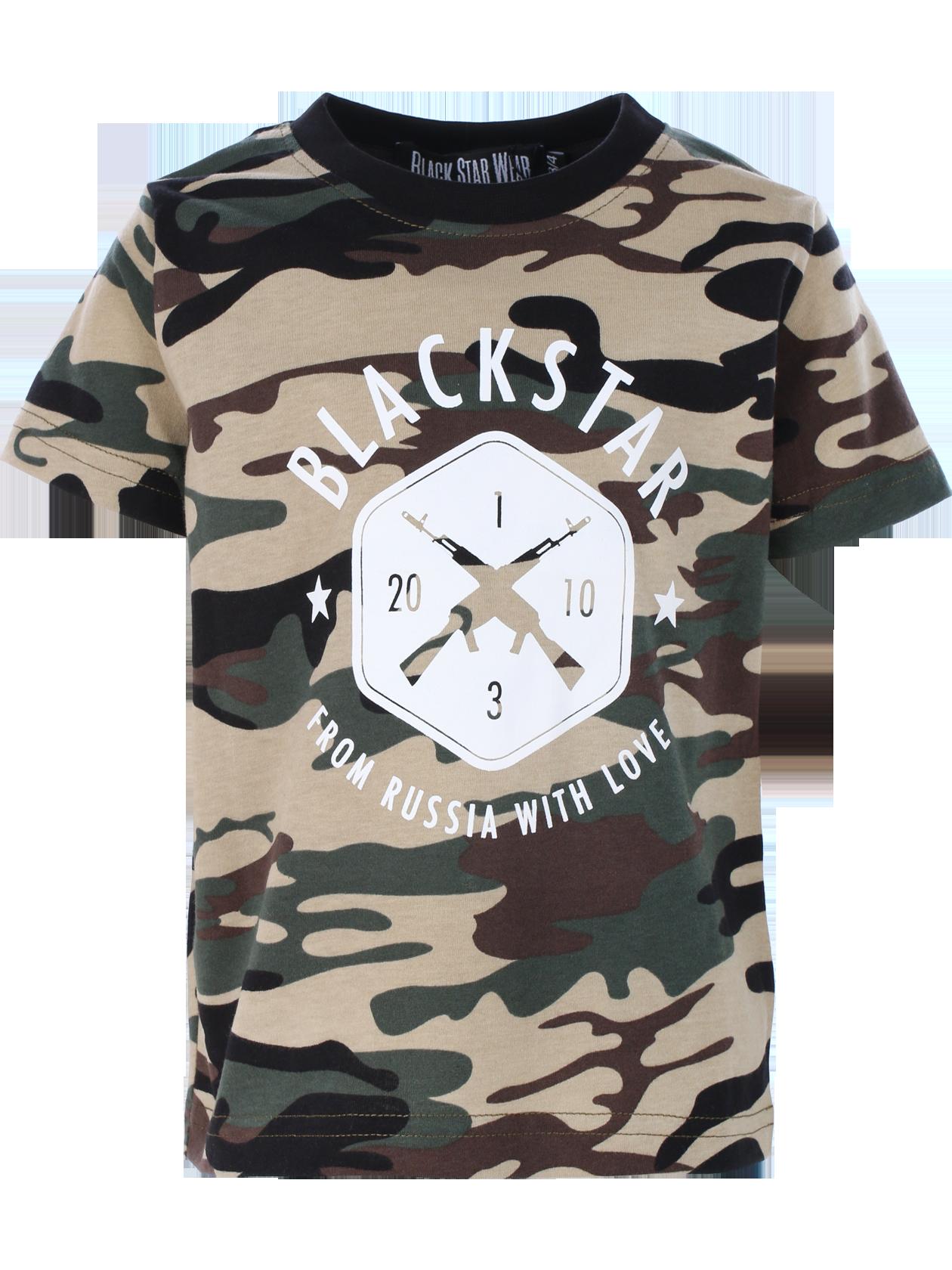 Kids t-shirt BS in Love