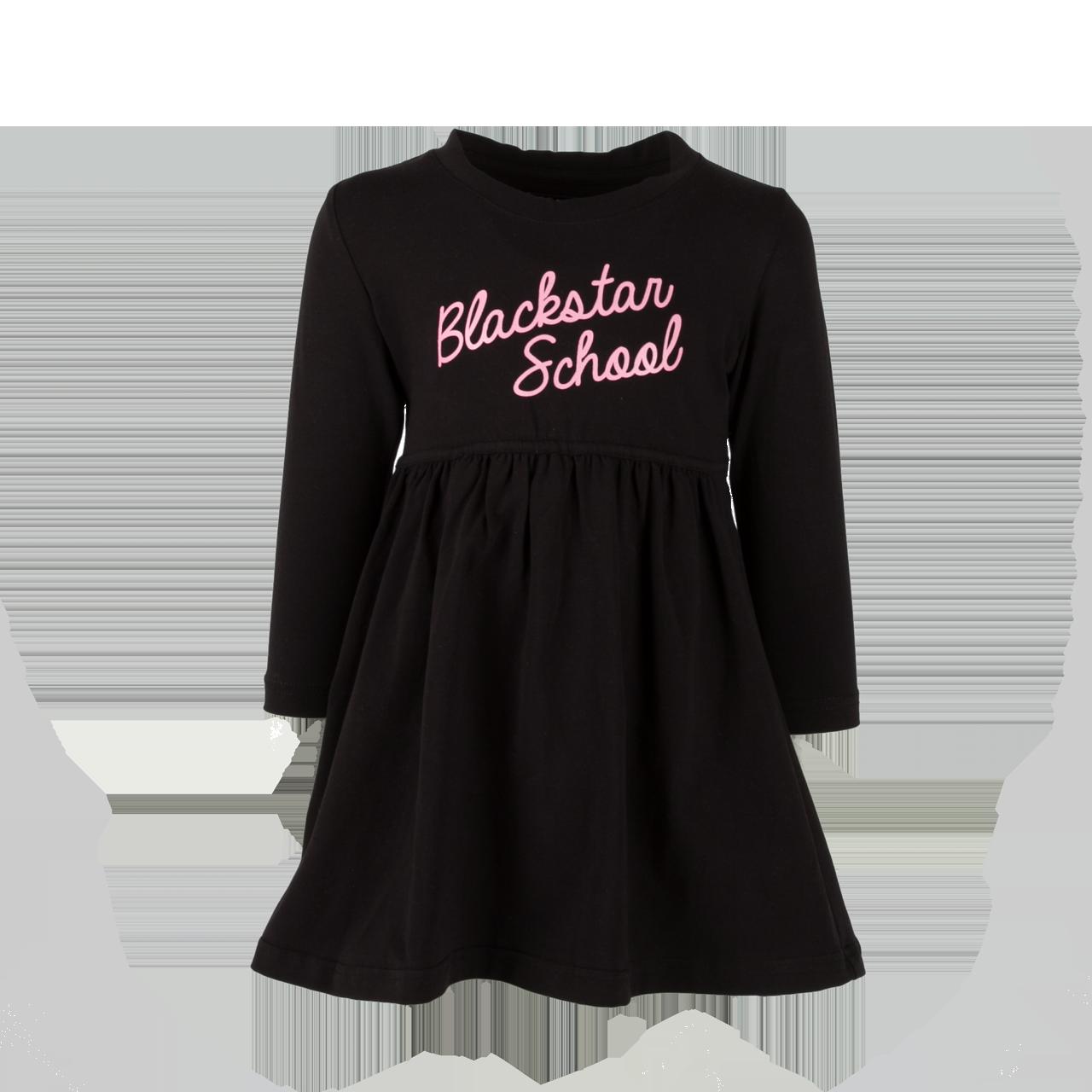Kids dress Black Star School