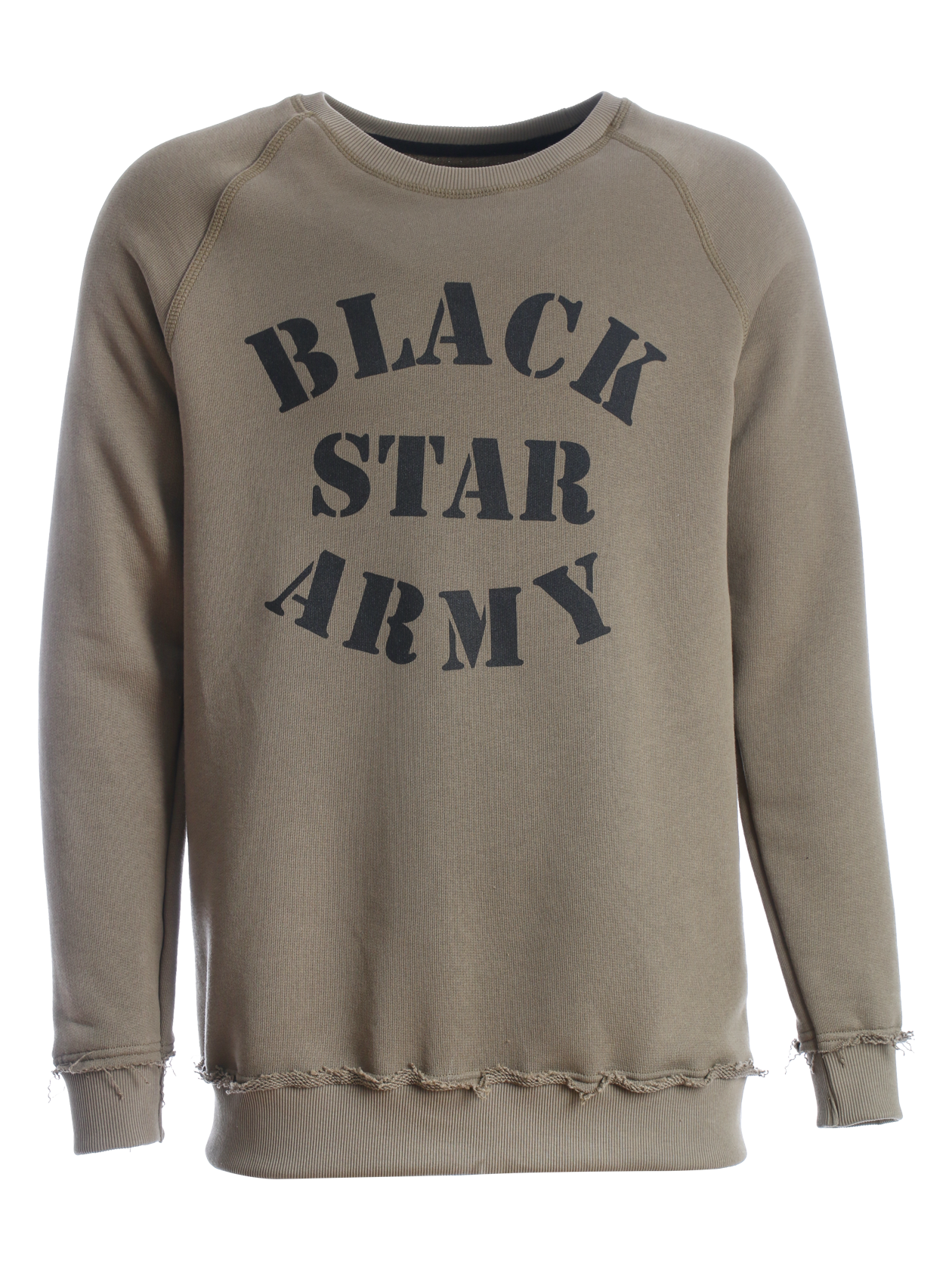 Mens sport suit Black Star Army