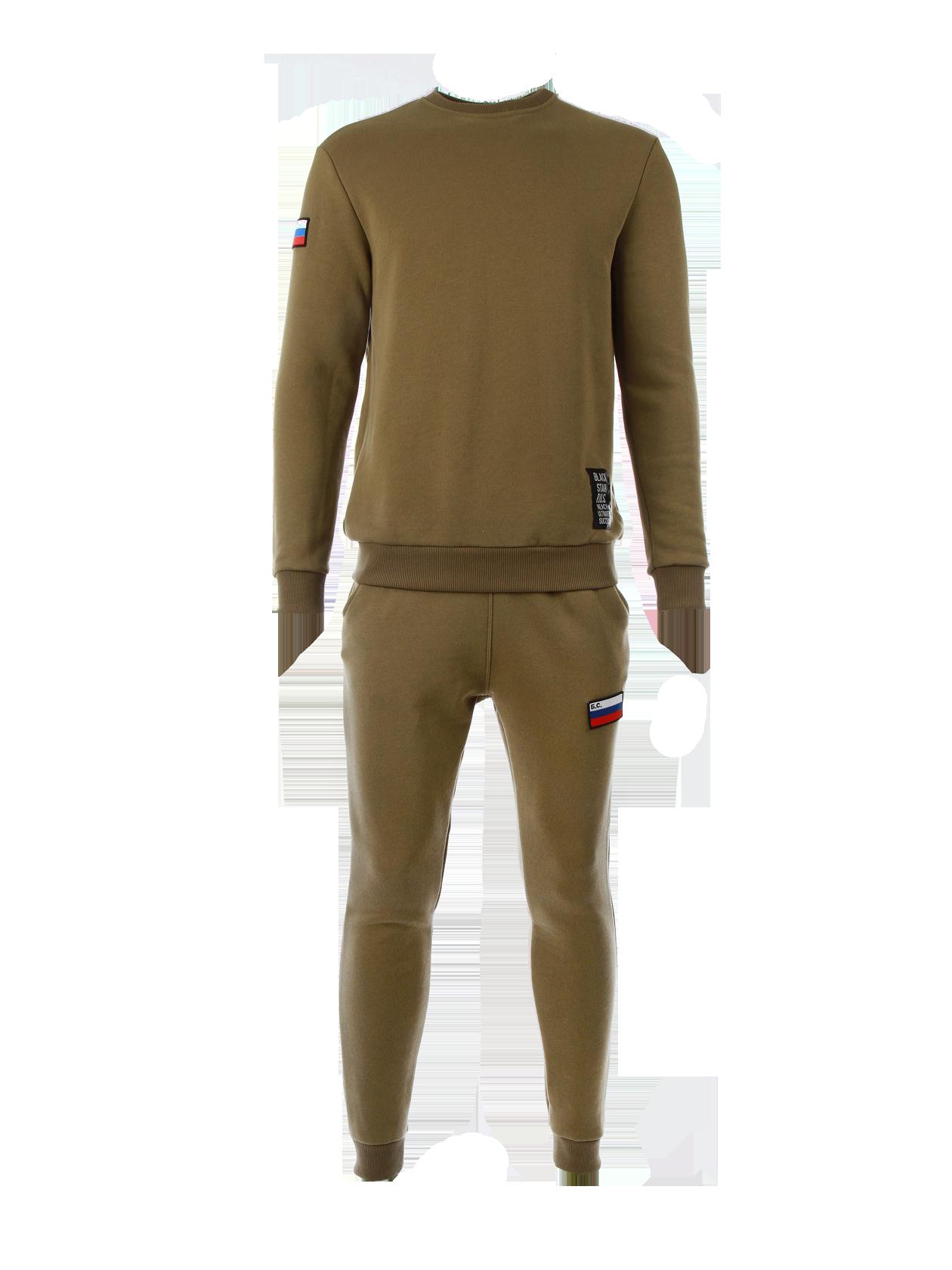 Mens sport suit Flag RUS от BlackStarWear INT