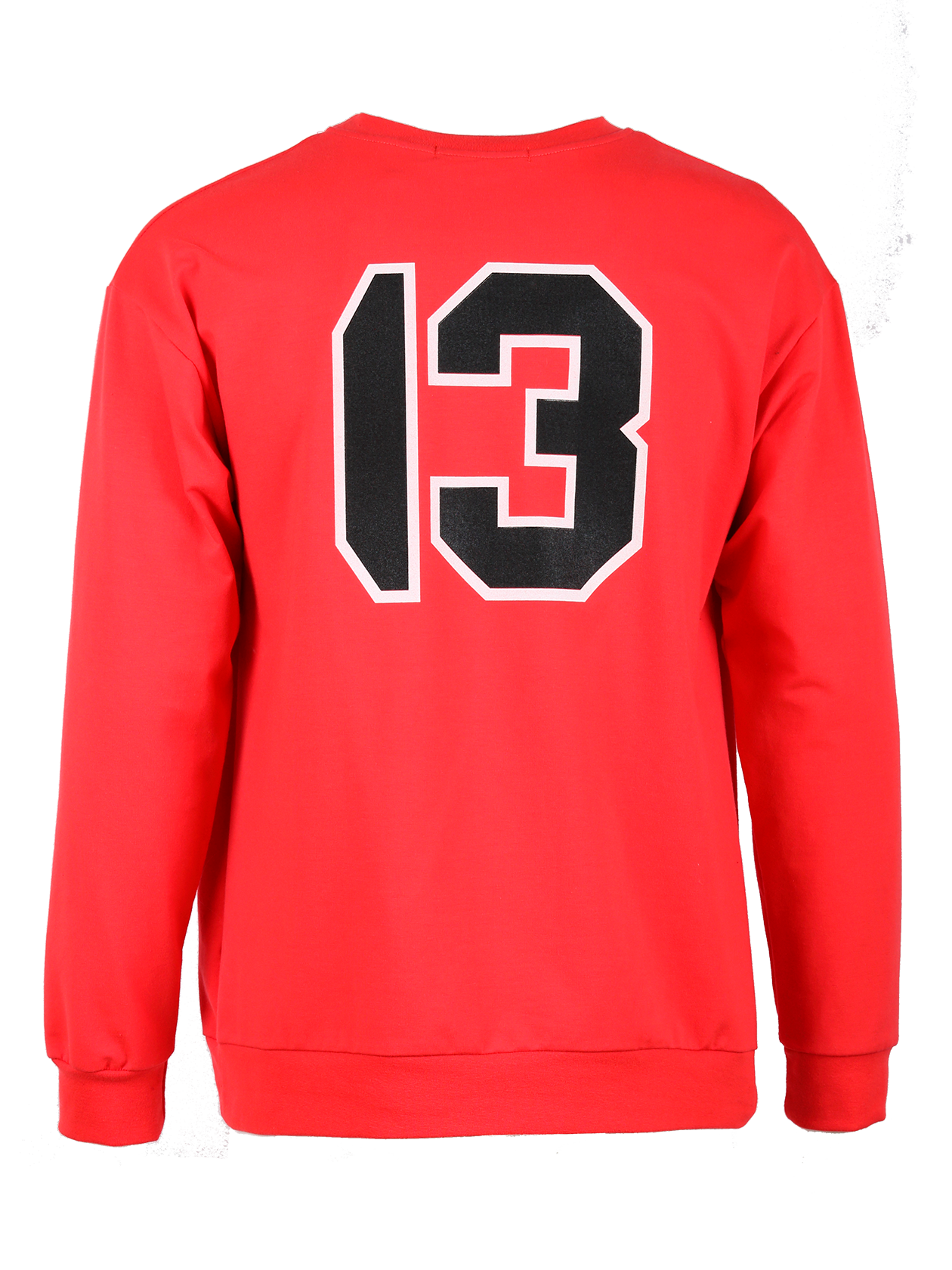 Unisex hoodie Tattoo 13<br><br>size: M<br>color: Red<br>gender: male