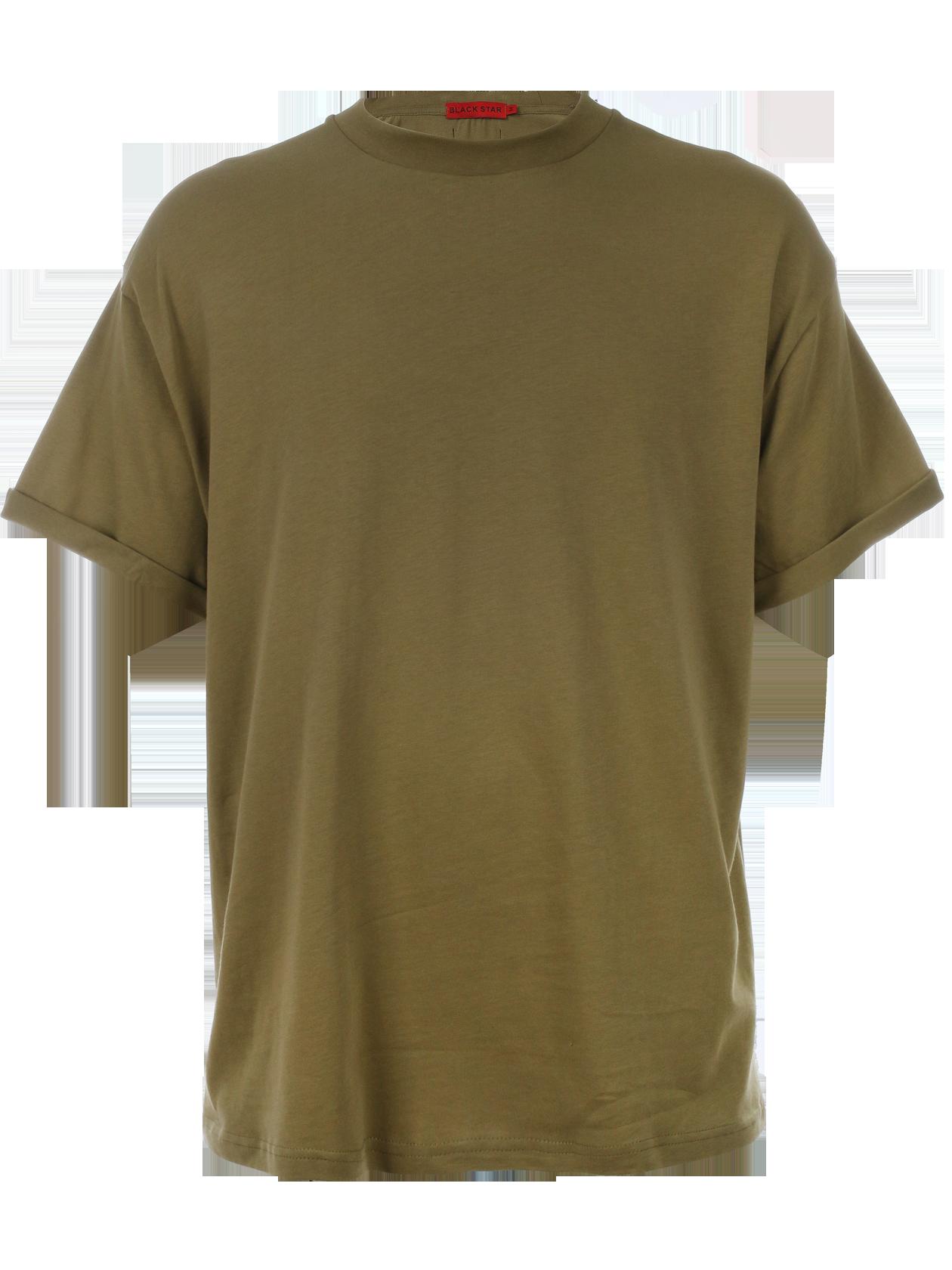Unisex T-shirt Vintage 13Футболка унисекс из капсульной коллекции Тимати 13. Модель прямого свободного кроя со спущенной линией плеча и подворотами на рукавах. На спинке красный жаккардовый лейбл с цифрой 13, на внутренней стороне горловины красный жаккардовый лейбл Black Star. Доступна в четырёх цветах: тёмно-бордовый, серый, хаки и песочный.<br><br>size: XL<br>color: Khaki<br>gender: female