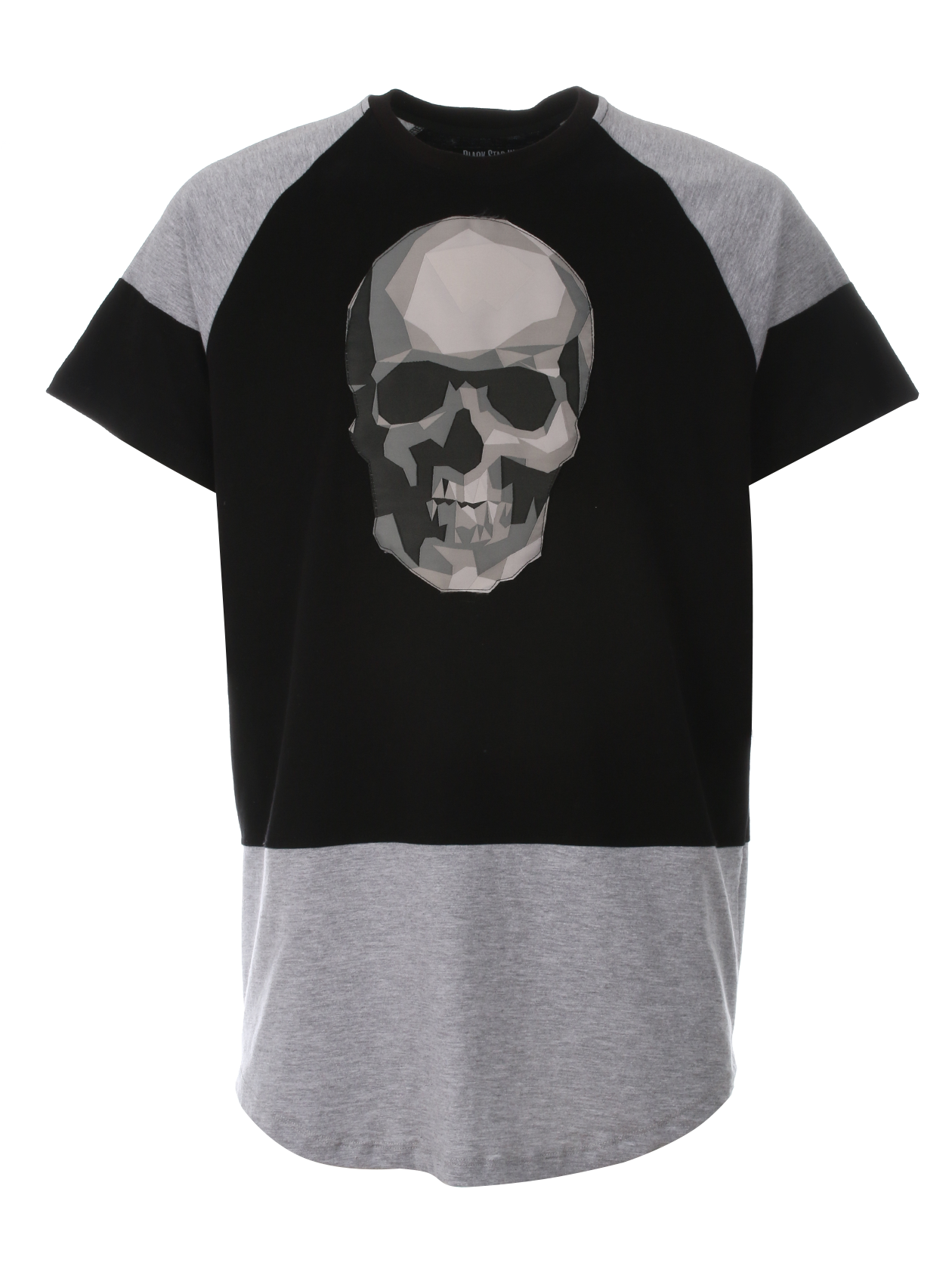 Mens t-shirt Double Colour от BlackStarWear INT