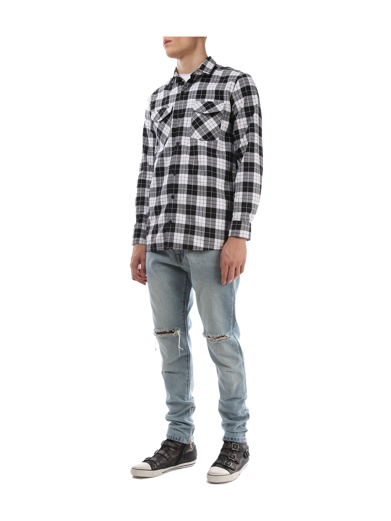 Mens shirt Red Thirteen от BlackStarWear INT
