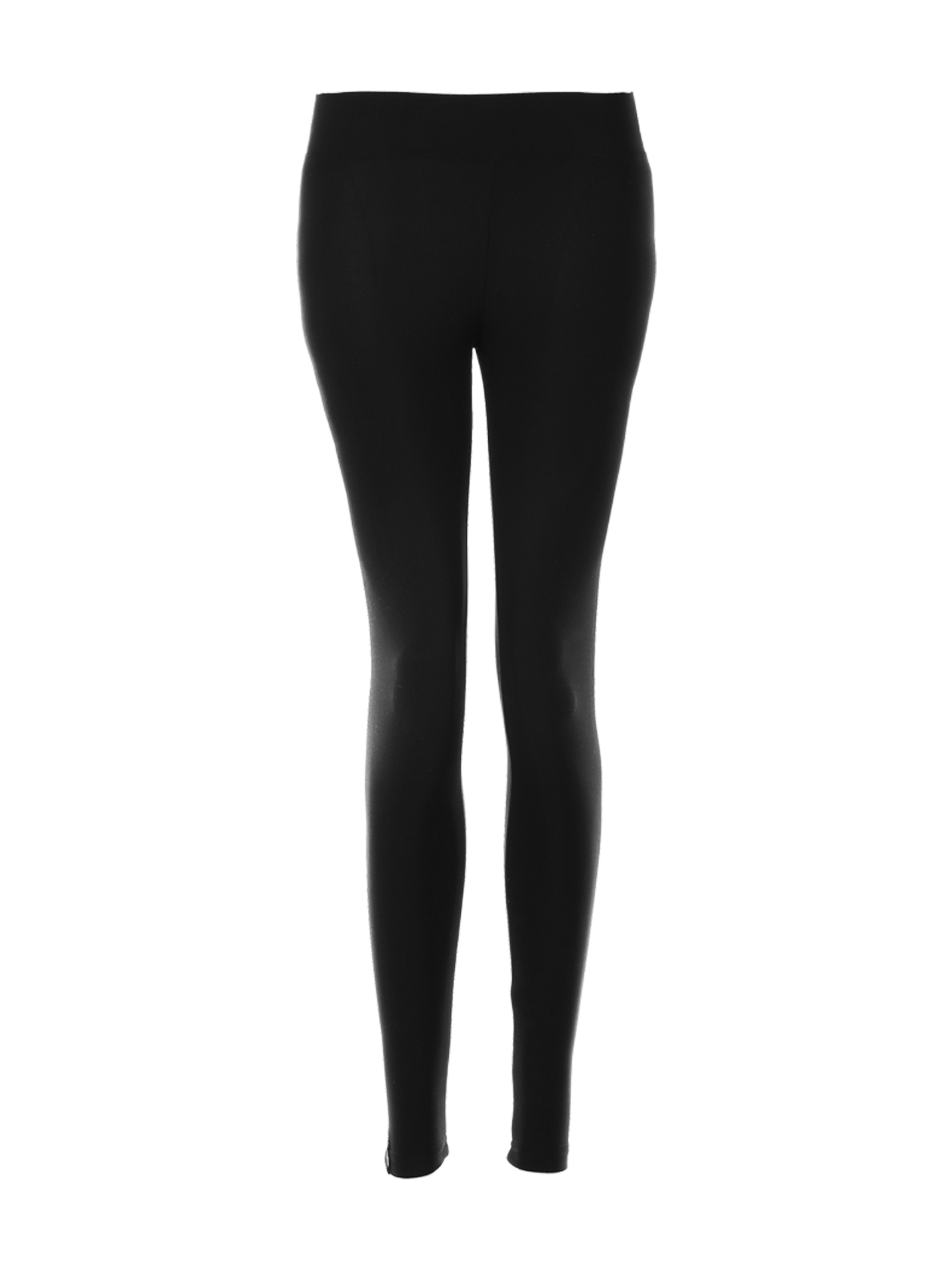 Womens leggings Black Star FamilyWomens leggings by Black Star Wear. Tight fit, polyamid - smooth strertch fabric, high-shine finish, regular waist with an elastic band. Small brands label on the right side. Avaliable in black.<br><br>size: L<br>color: Black<br>gender: female