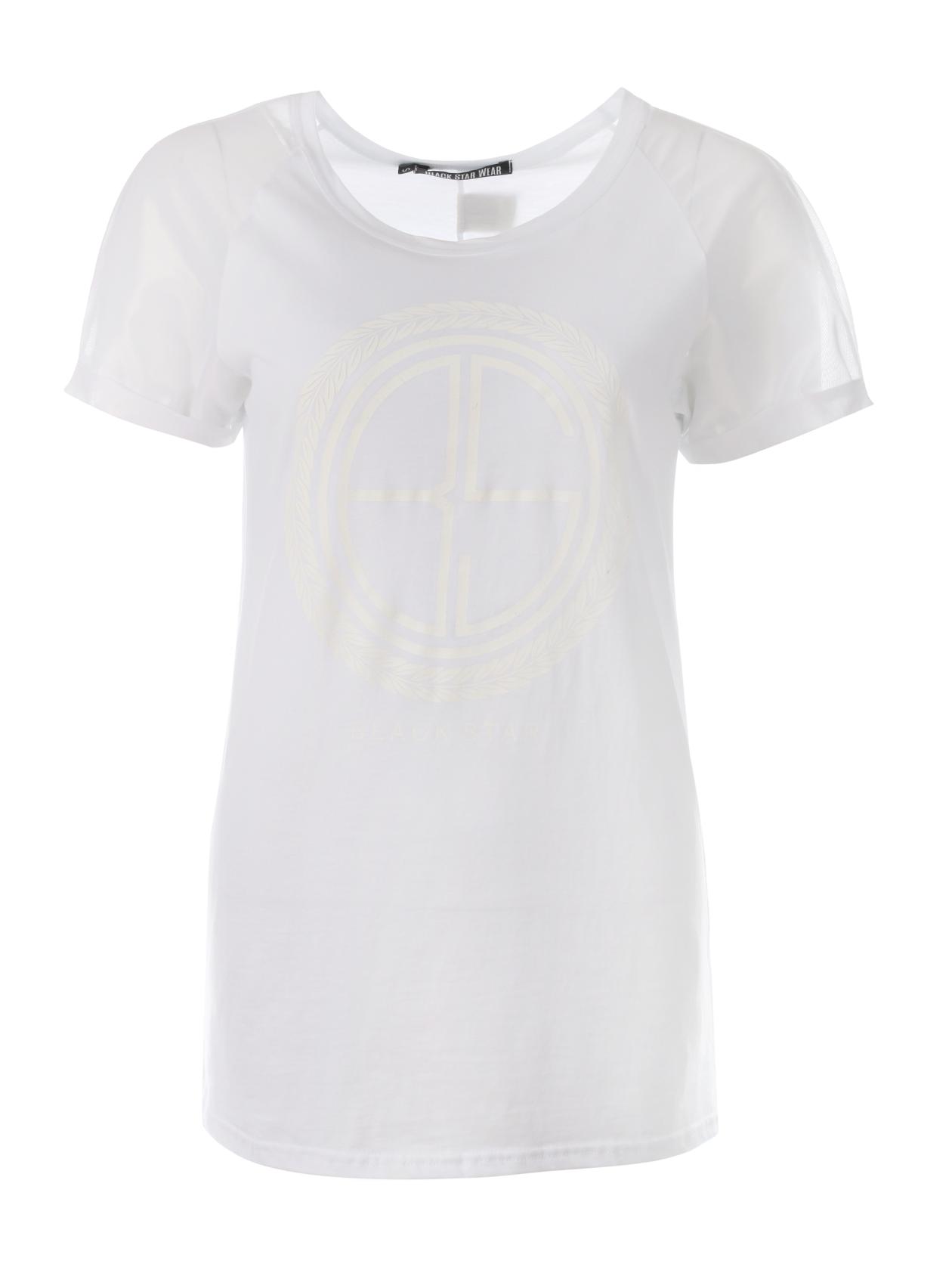 Womens t-shirt Grid от BlackStarWear INT