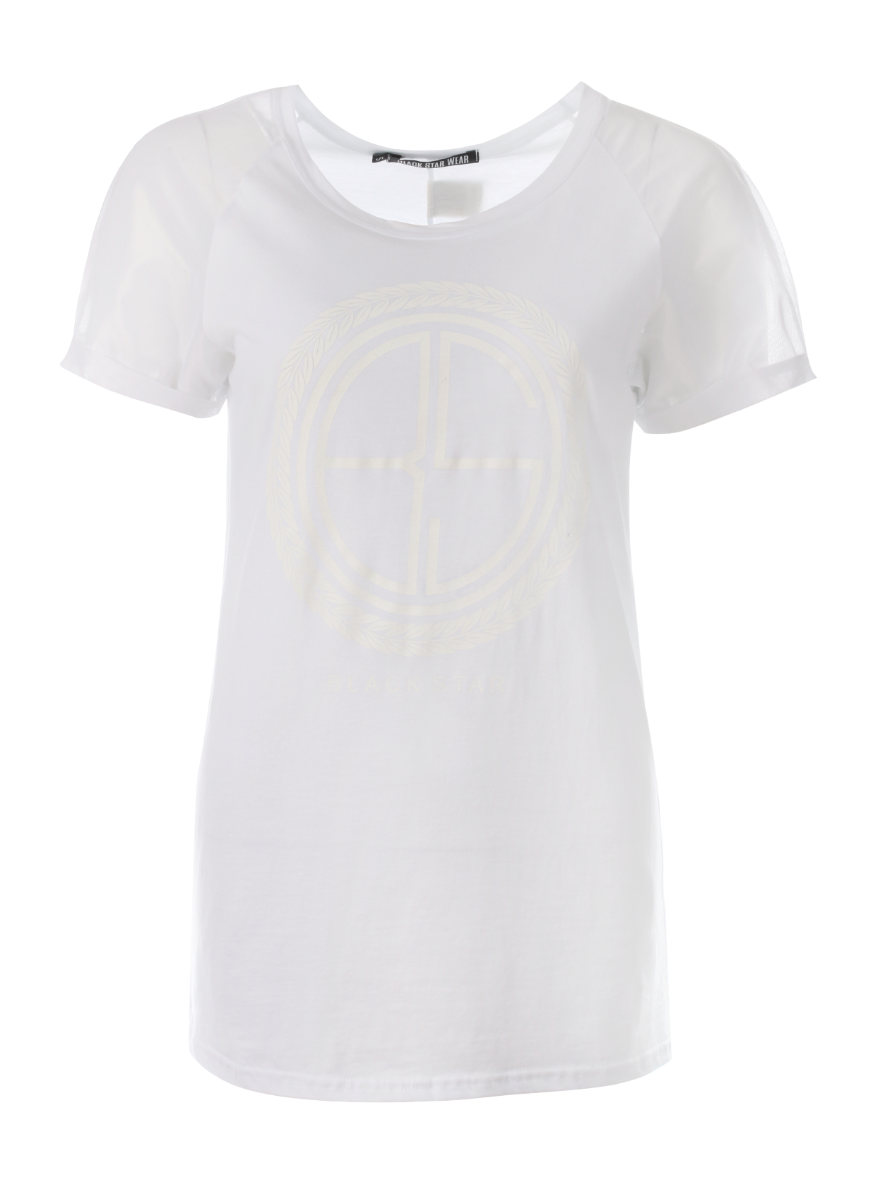Womens t-shirt Grid