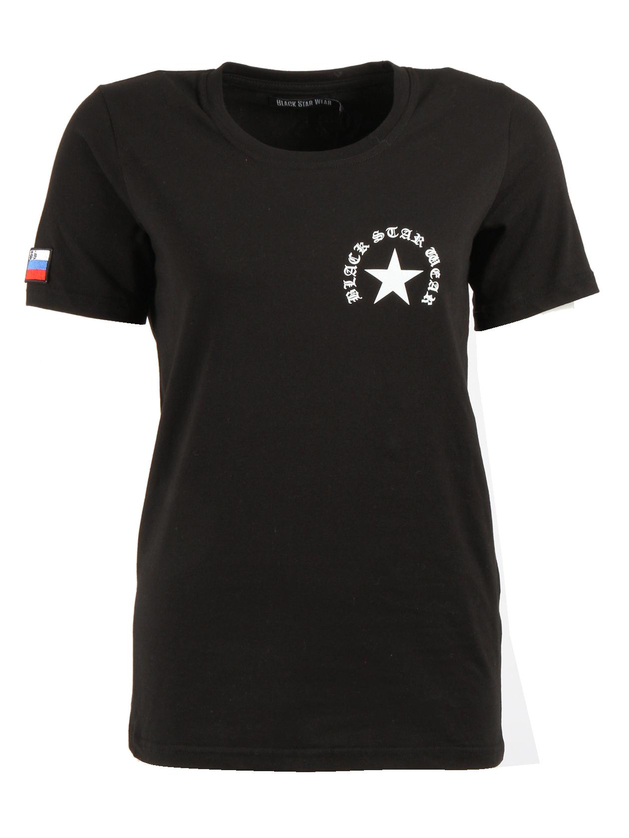 Womens t-shirt BS Star