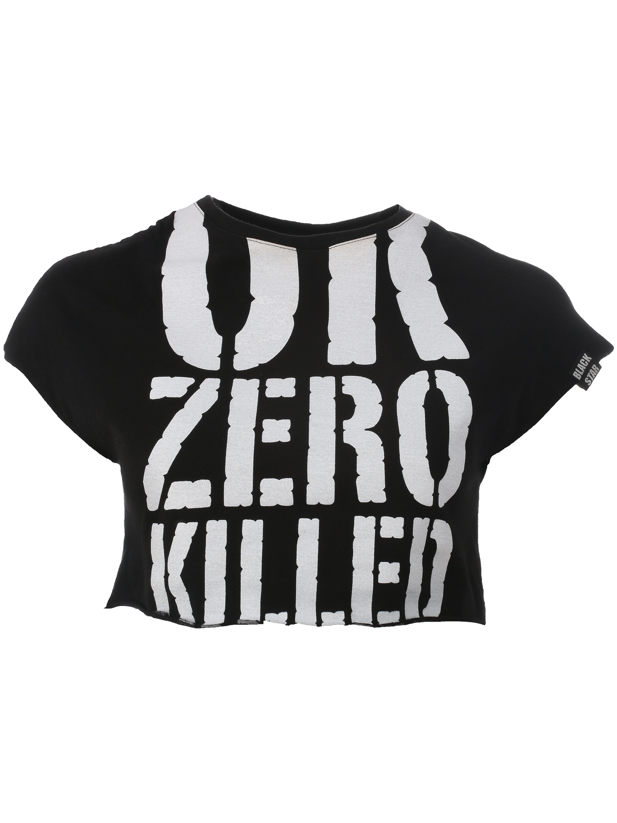 Womens top OK Zero Killed от BlackStarWear INT