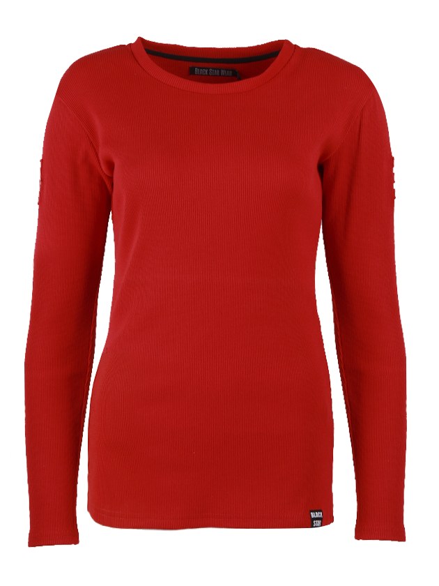 Womens long sleeve t-shirt Silhouette от BlackStarWear INT