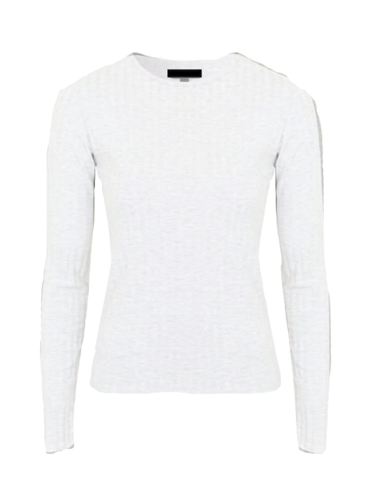 Womens long sleeve t-shirt BasicWomens long sleeve t-shirt by Black Star Wear. Slim fit, o-neck, lond sleeves. Small black label with #blackstar on the front. Natural cotton (90%) and lycra (10%) blend.<br><br>size: L<br>color: White<br>gender: female