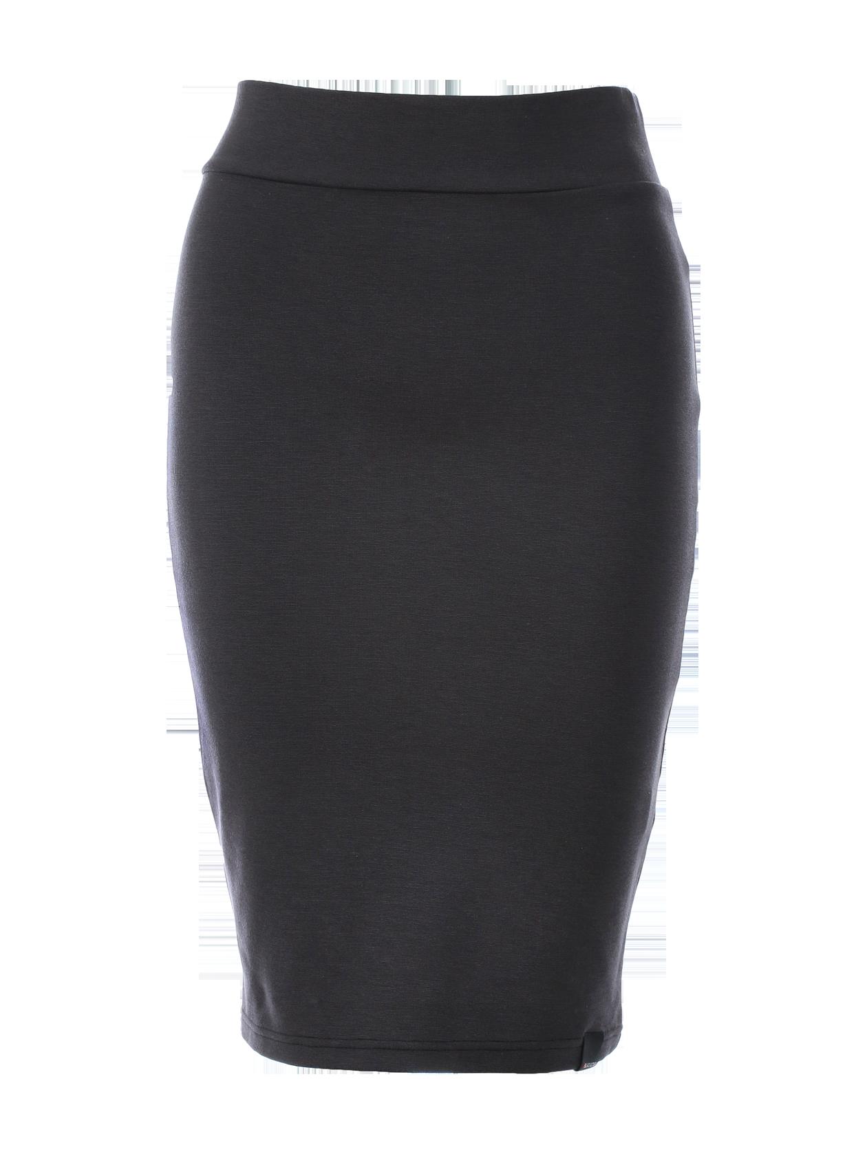Womens Skirt SkinnyЮбка женская Black Star Wear. Облегающий крой подчёркивает все достоинства женской фигуры. По-настоящему универсальная вещь - одинаково хорошо сочетается, как с футболками, так и с блузами. Подходит для создания образа в любом стиле от casual до street style. Доступна в двух цветах: чёрном и сером.<br><br>size: XS<br>color: Grey<br>gender: female