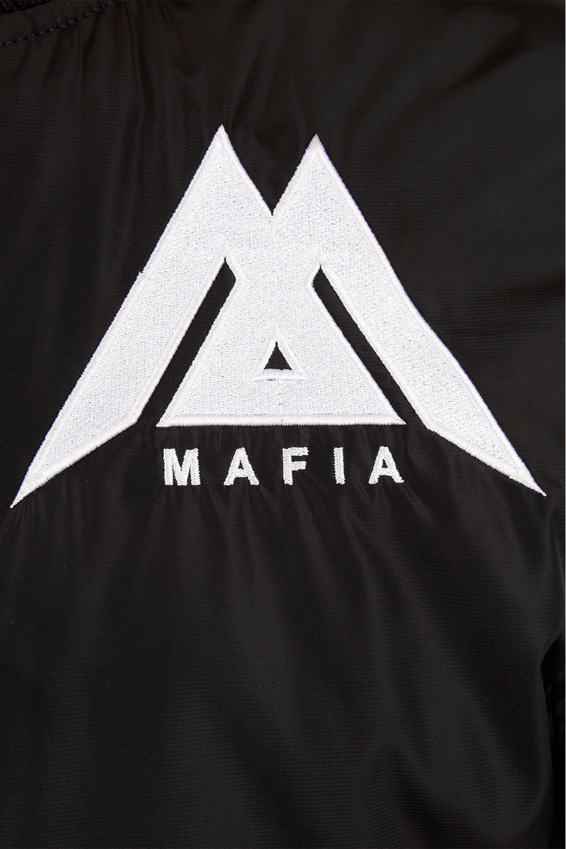 Womens Jacket-Bomber Black Star Mafia от BlackStarWear INT